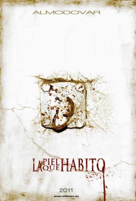 плакат фильма тизер Кожа, в которой я живу