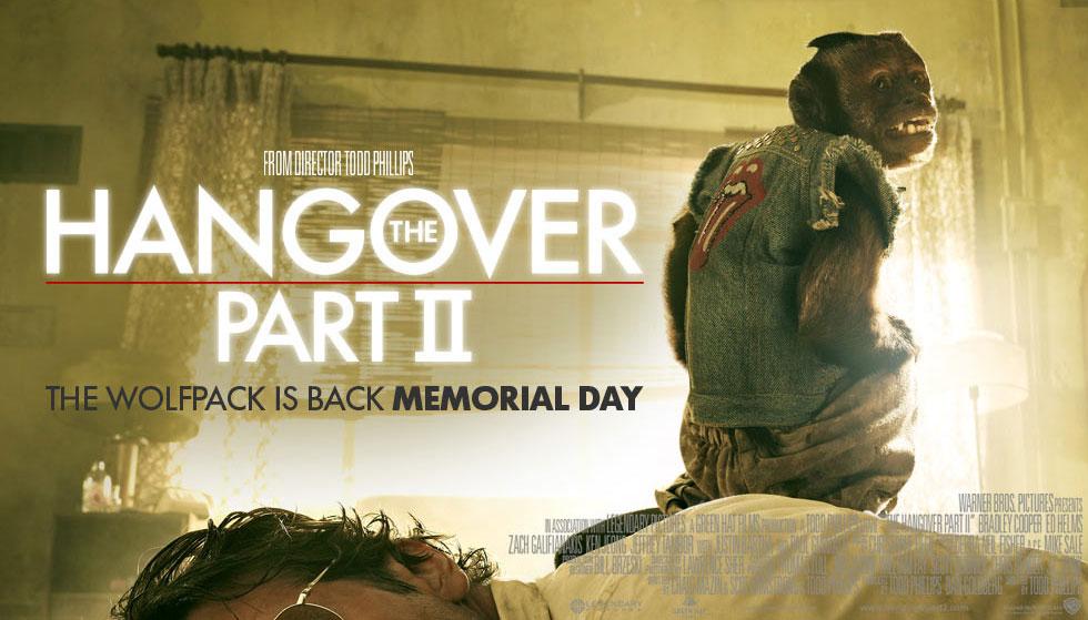плакат фильма тизер баннер Мальчишник 2: Из Вегаса в Бангкок