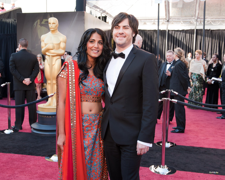 звездная дорожка Оскар 2011