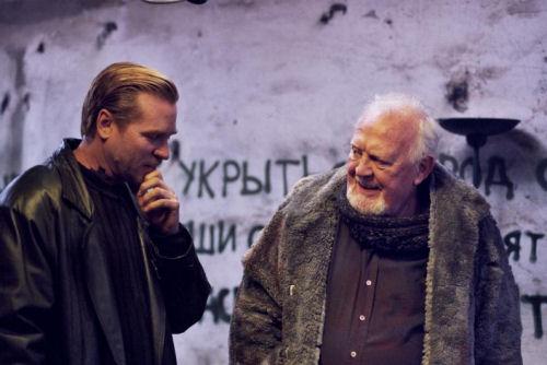 кадры из фильма Москва Zero Вэл Килмер,