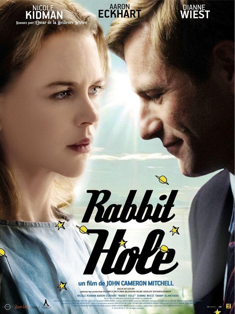 плакат фильма постер Кроличья нора