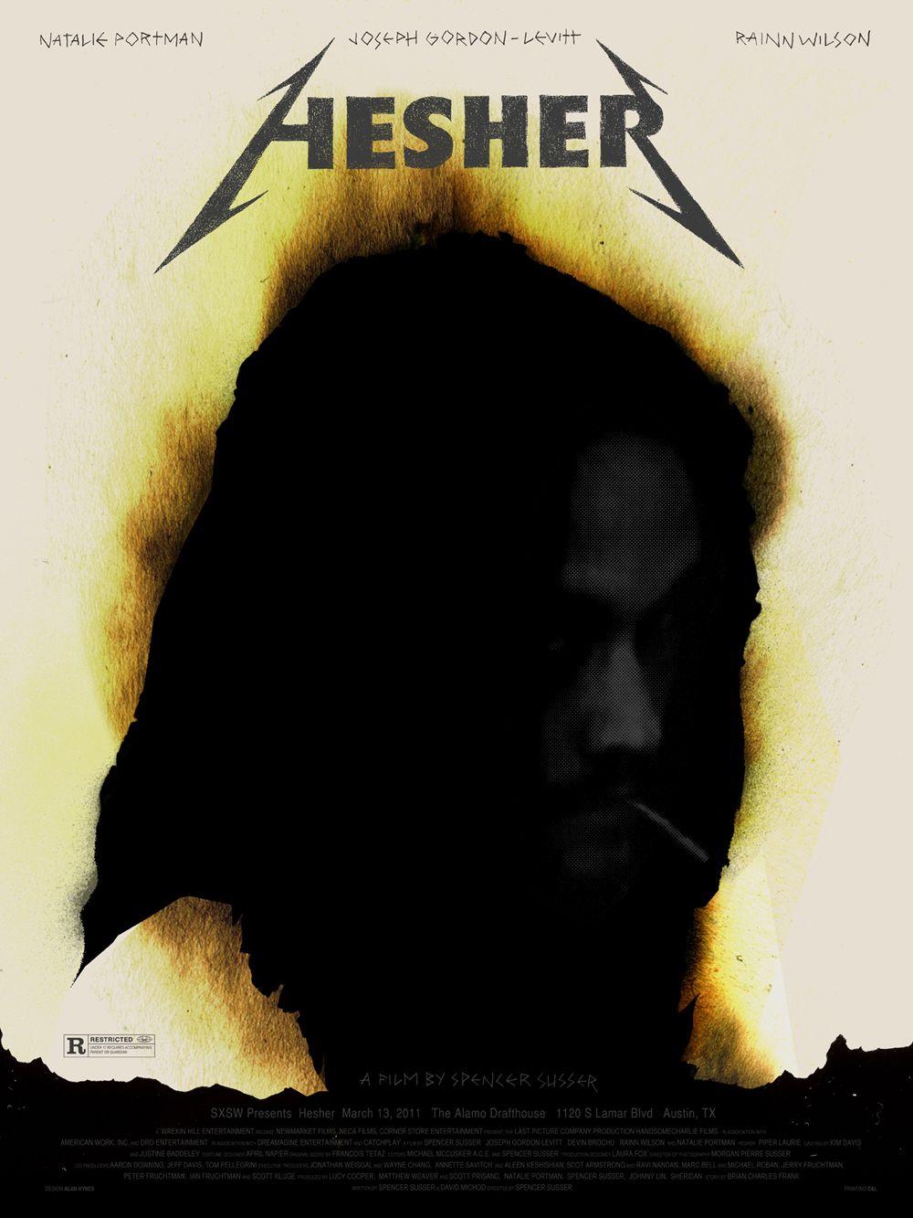 плакат фильма тизер Хэшер*
