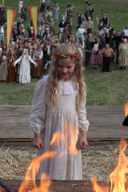 кадры из фильма Плетеный человек