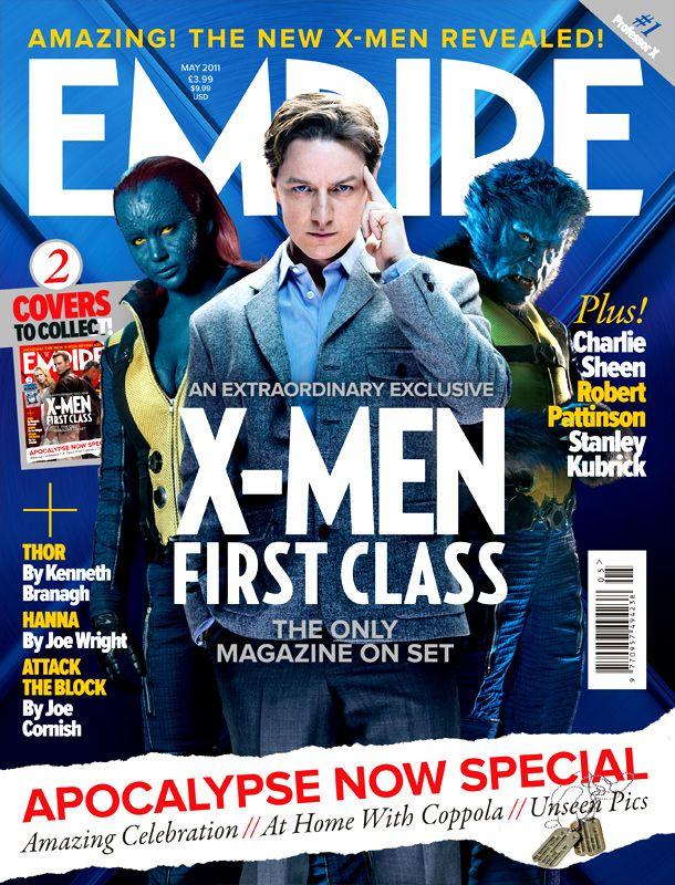 плакат фильма другие Люди Икс: Первый класс