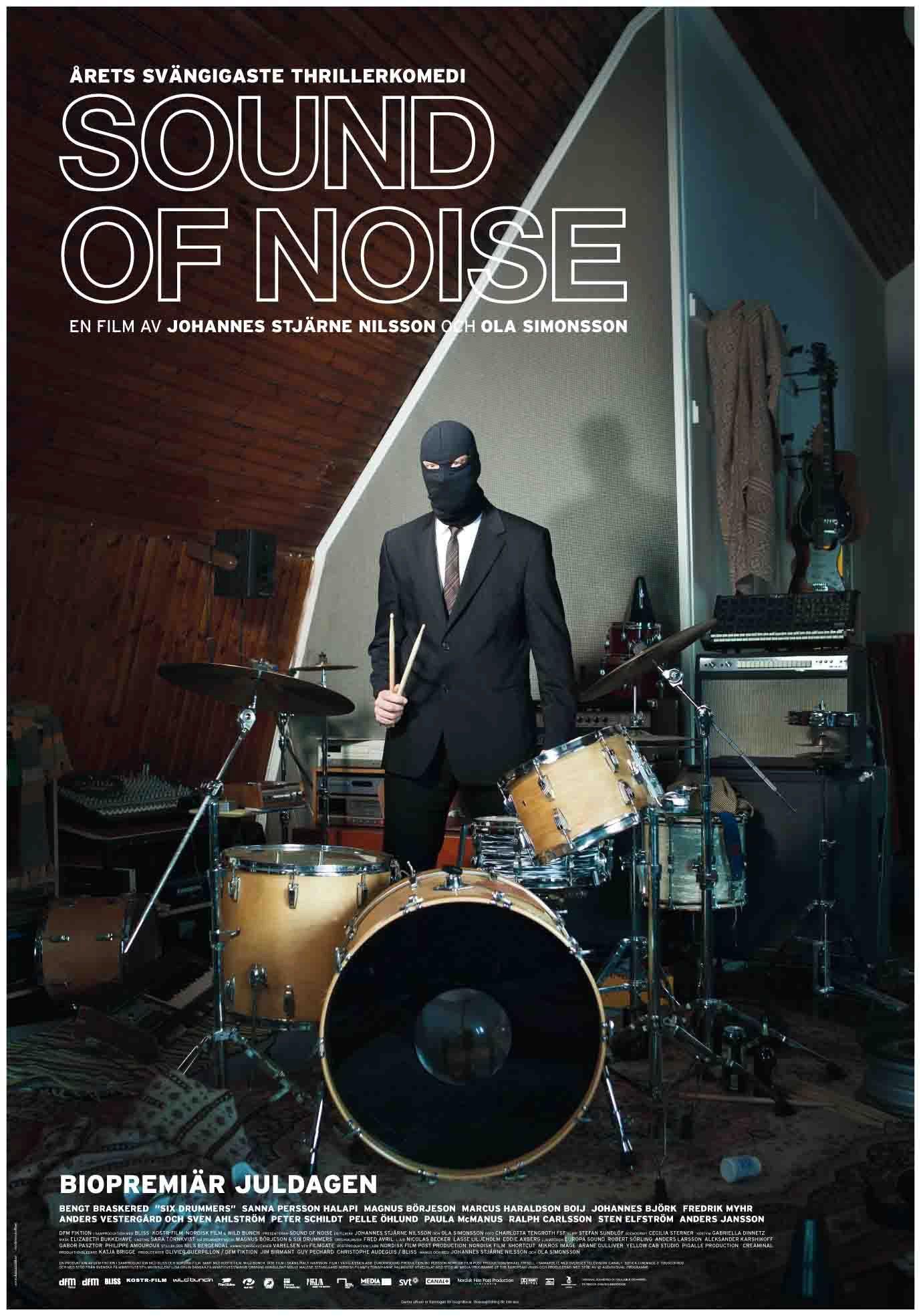 плакат фильма постер Звуки шума