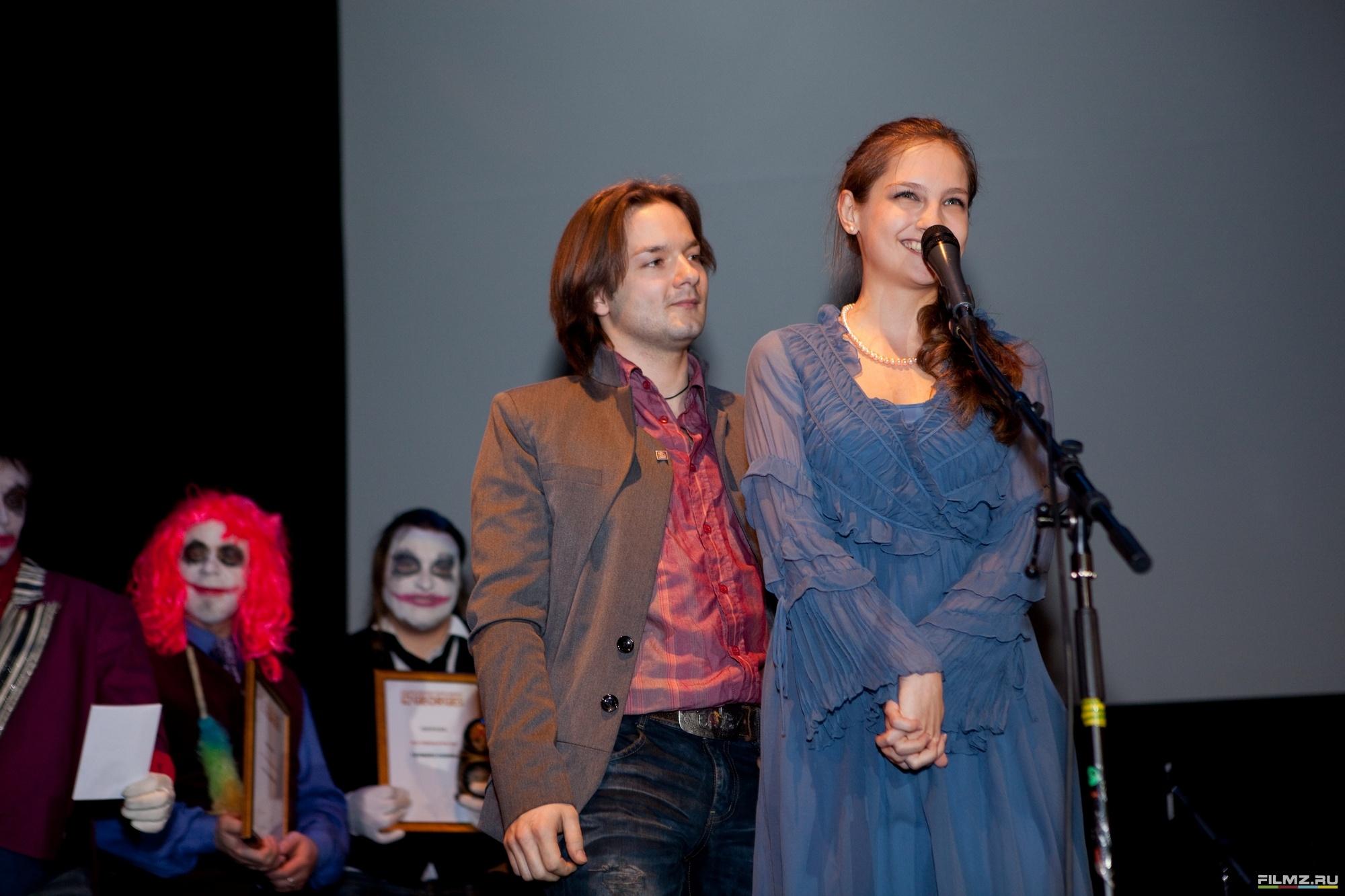 Вручение премии «Жорж» за 2010 год