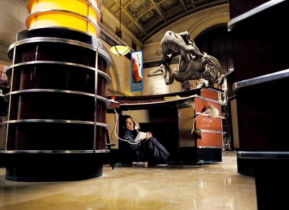 кадры из фильма Ночь в музее Бен Стиллер,
