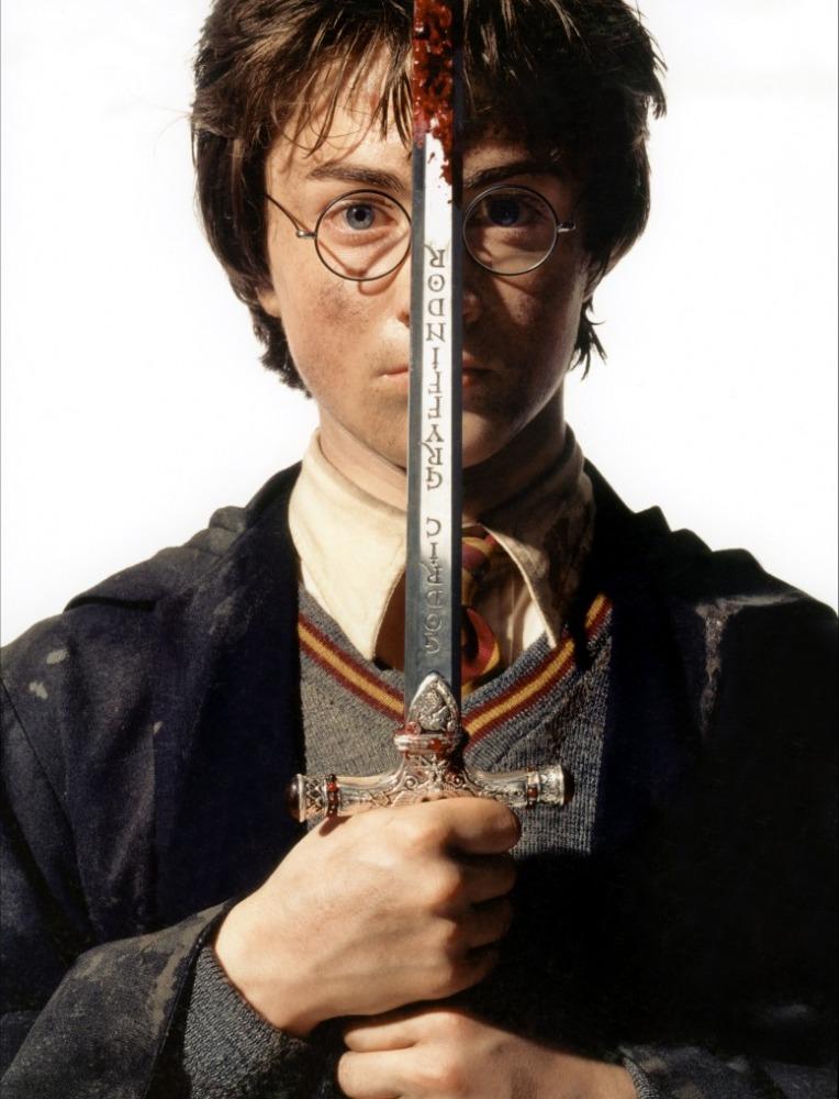 промо-слайды Гарри Поттер и Тайная комната Дэниэл Рэдклифф,