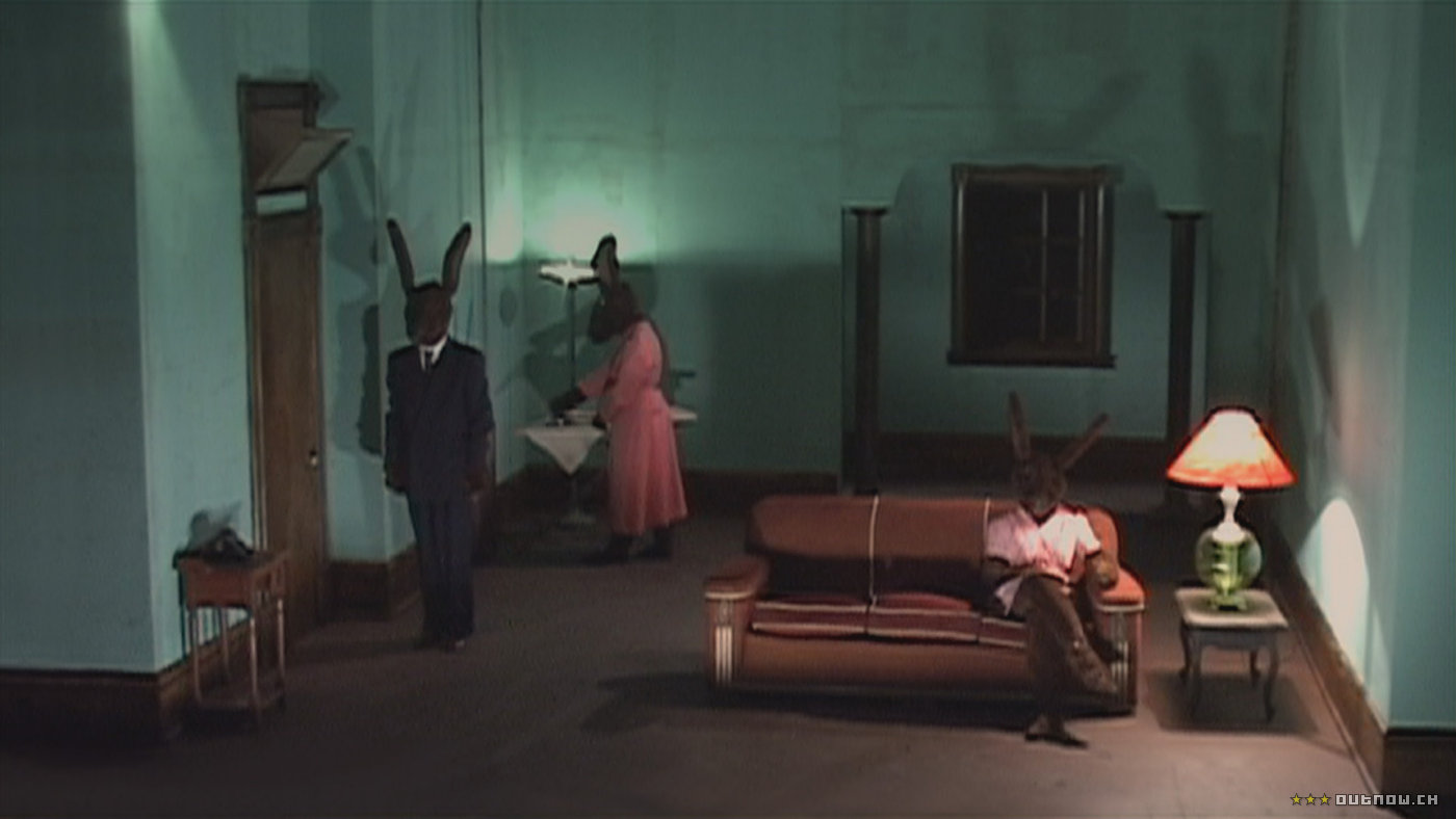 кадры из фильма Внутренняя империя