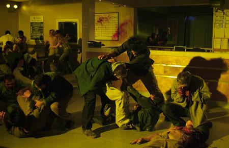 кадры из фильма День мертвецов