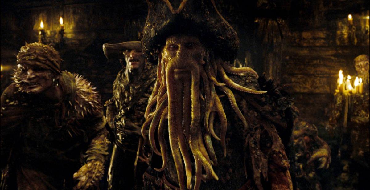 пираты карибского воря на краю света: