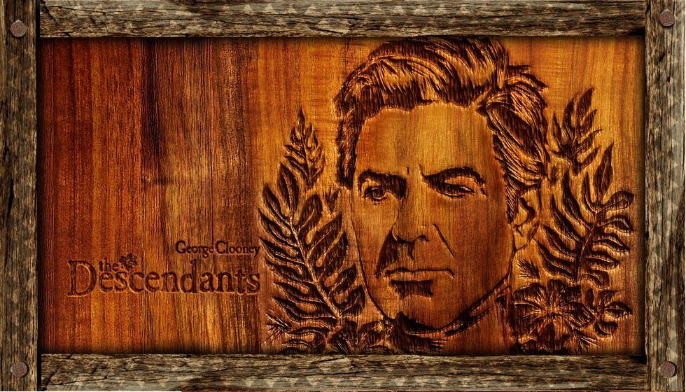 плакат фильма баннер Потомки