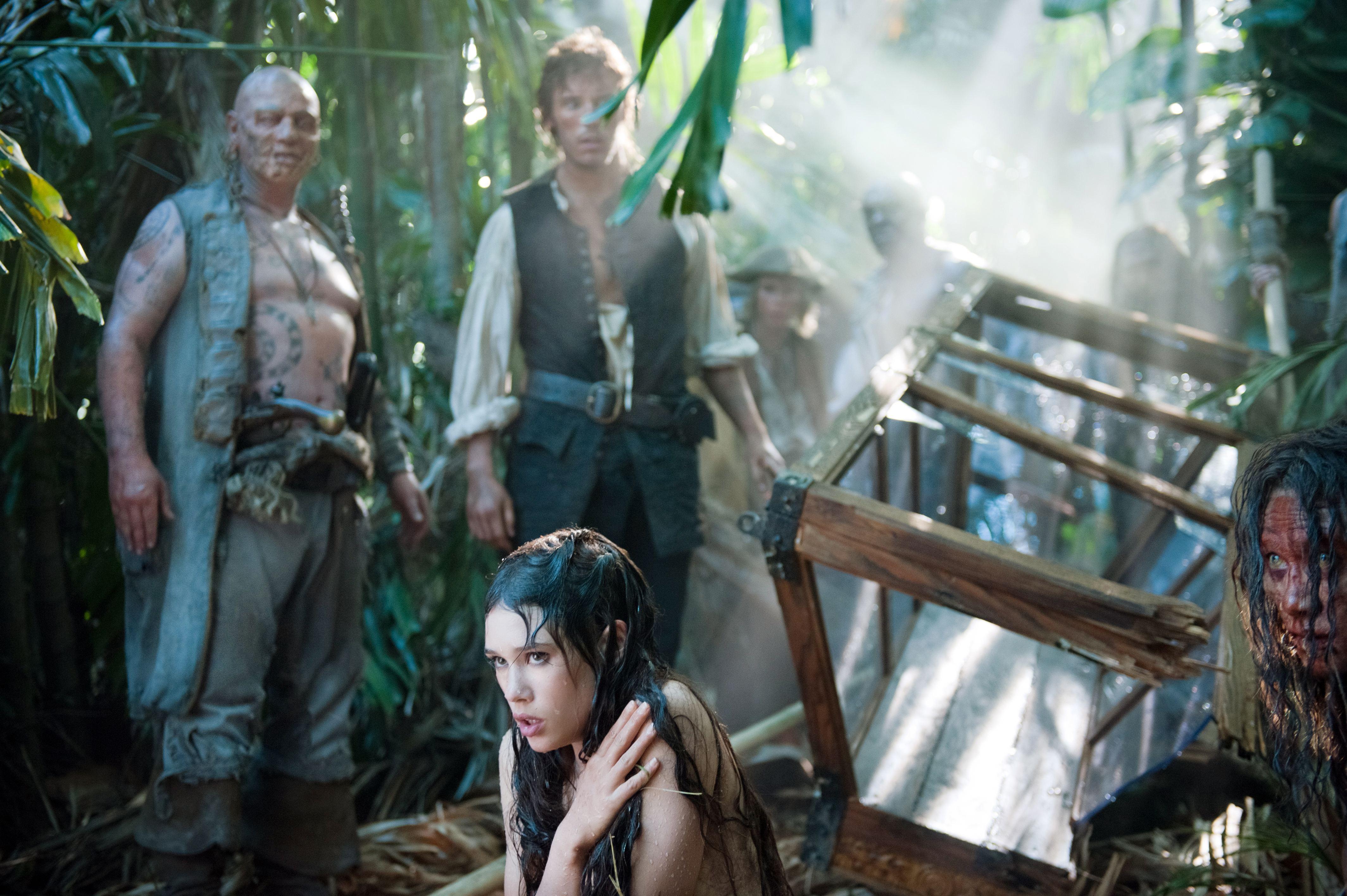фильм смотреть   пираты карибского моря 4