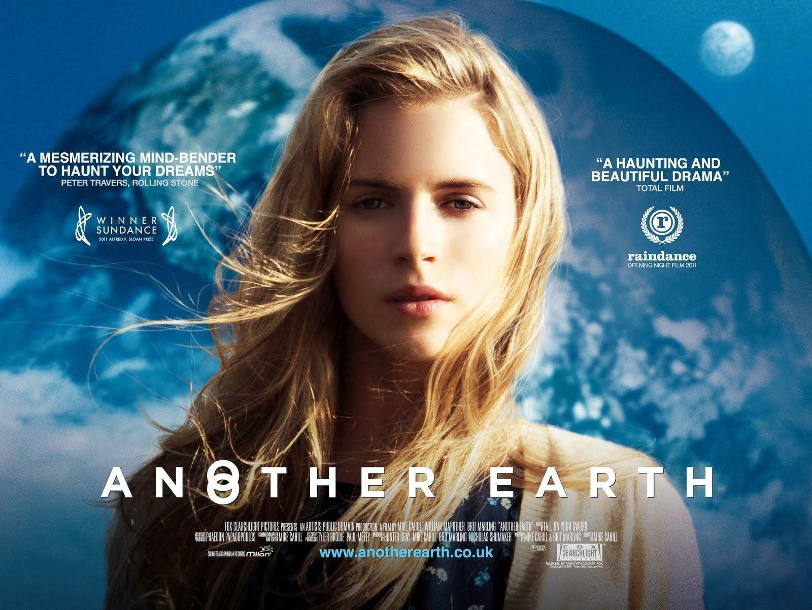 плакат фильма биллборды Другая Земля