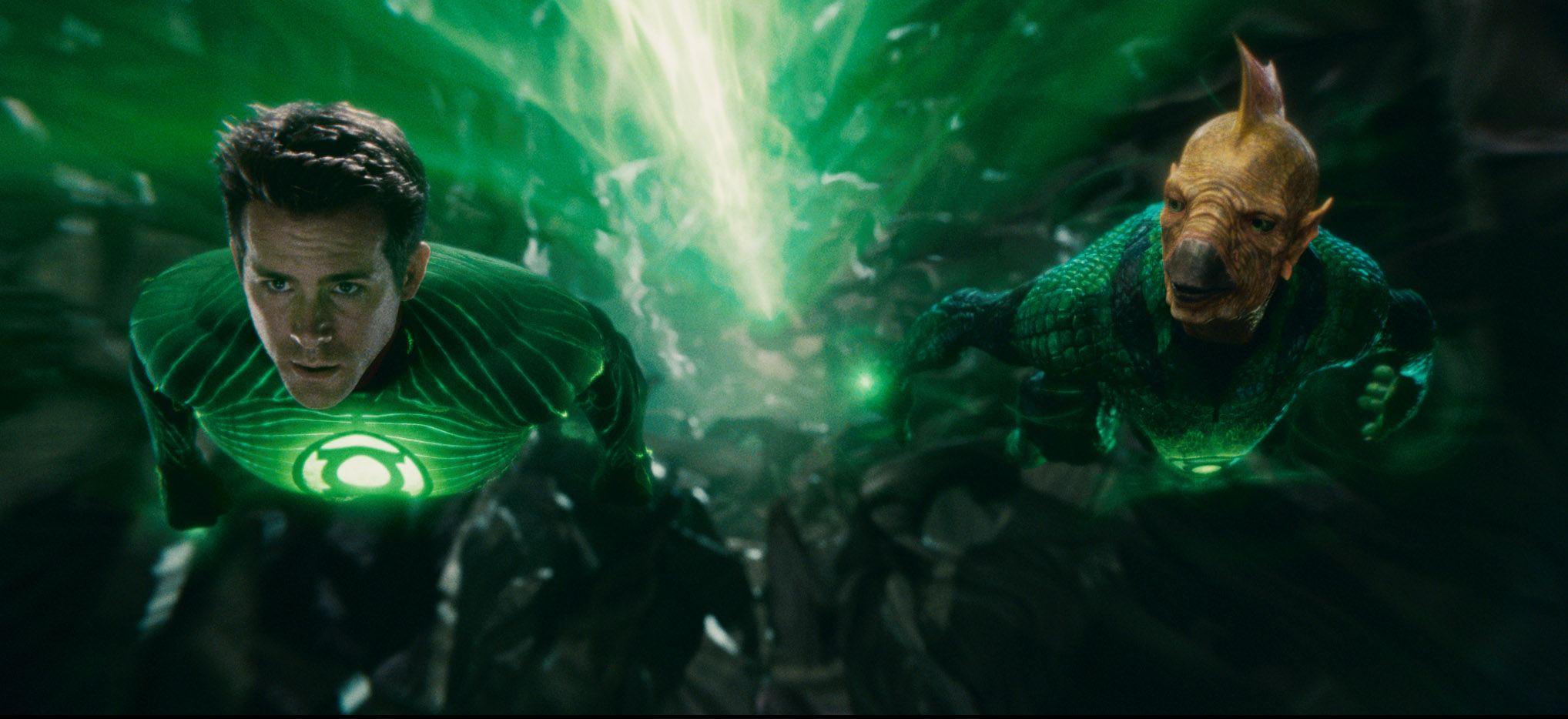 смотреть фильмы зелёный фонарь 2: