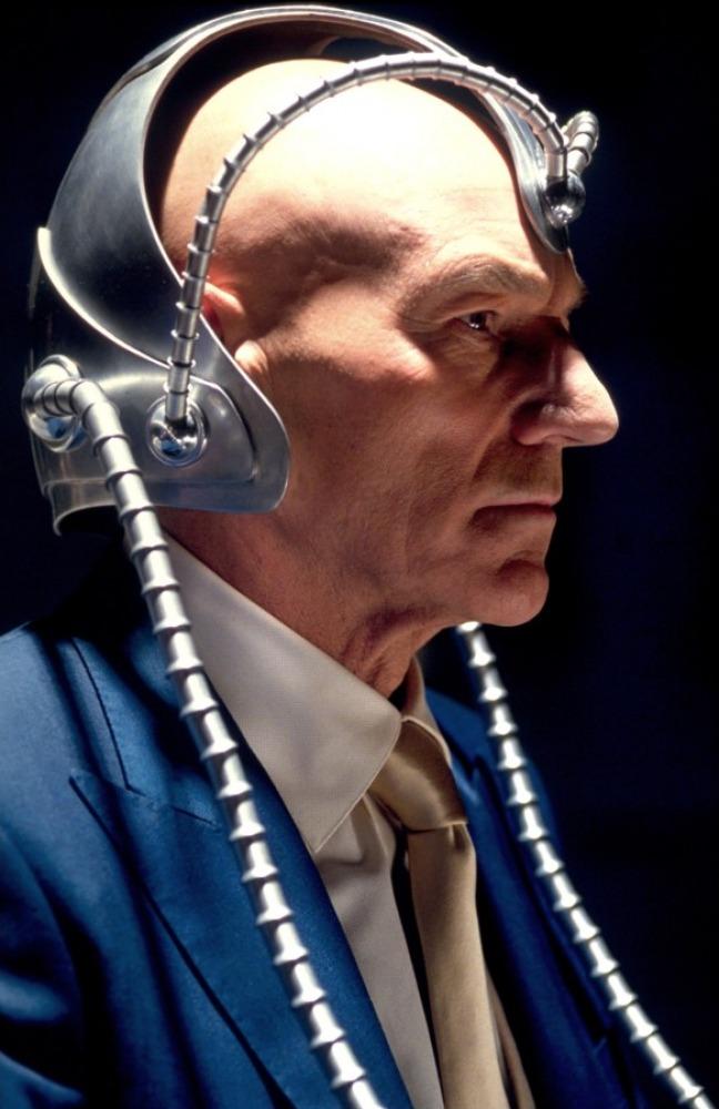 кадры из фильма Люди Икс 2 Патрик Стюарт,