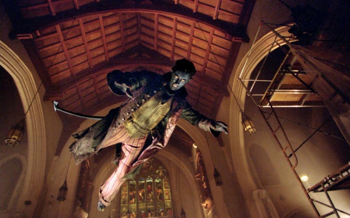 кадры из фильма Люди Икс 2 Алан Камминг,