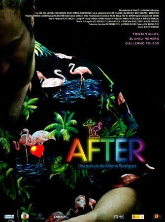 плакат фильма тизер Afterparty