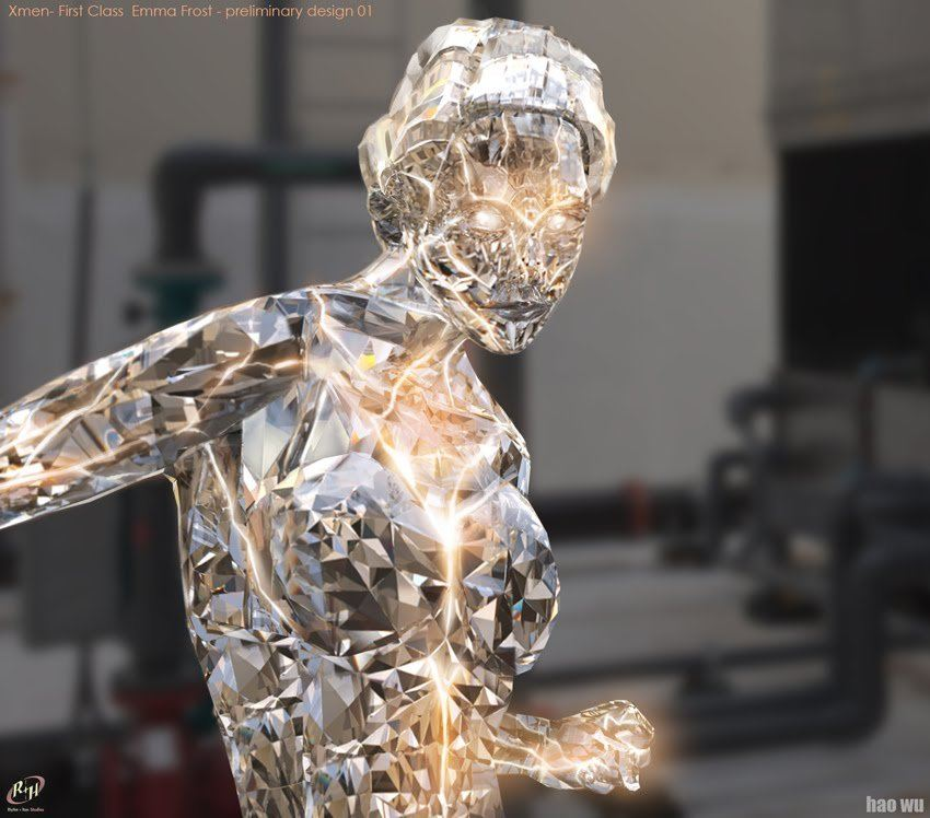 концепт-арты Люди Икс: Первый класс