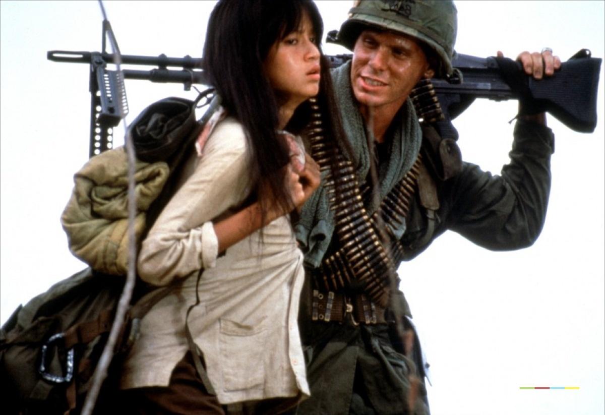 кадры из фильма Военные потери Туй Ту Ли, Дон Харви,