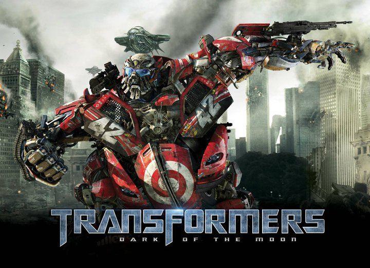 плакат фильма характер-постер биллборды Трансформеры 3: Темная сторона Луны
