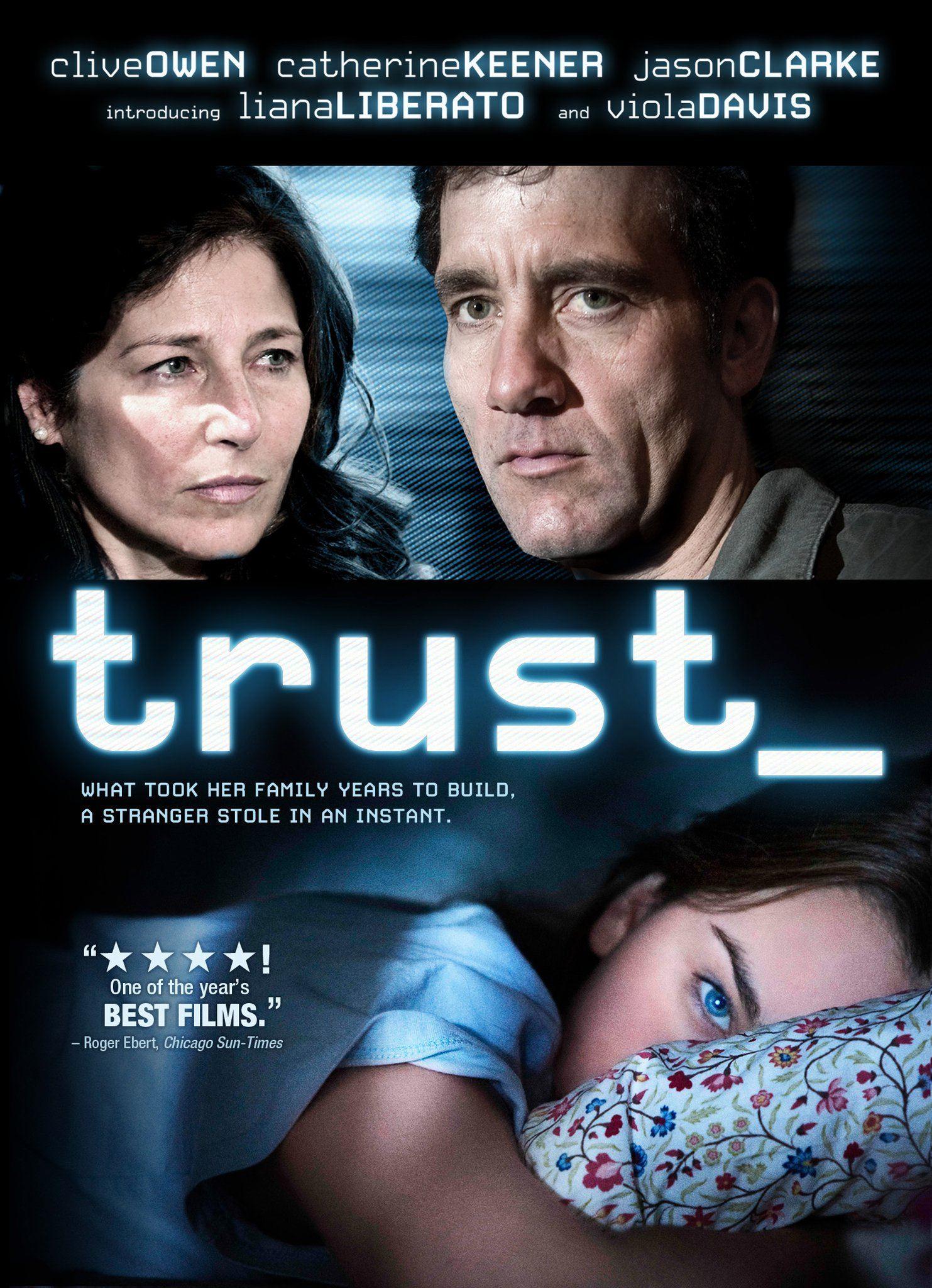 плакат фильма постер Доверие