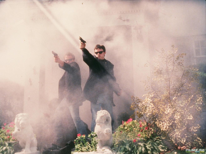 кадры из фильма Святые из Бундока Норман Ридус, Шон Патрик Флэнери,