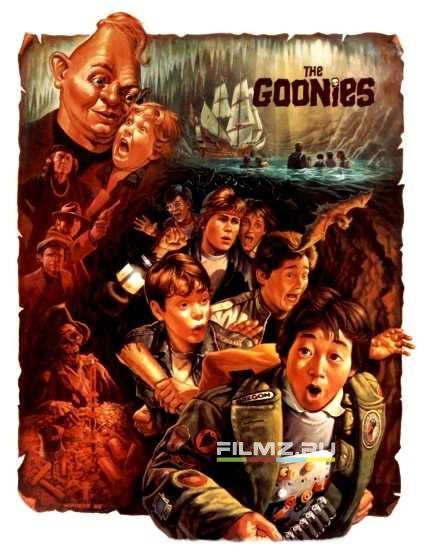 плакат фильма постер неиспользованный эскиз Дрю Струзан Балбесы