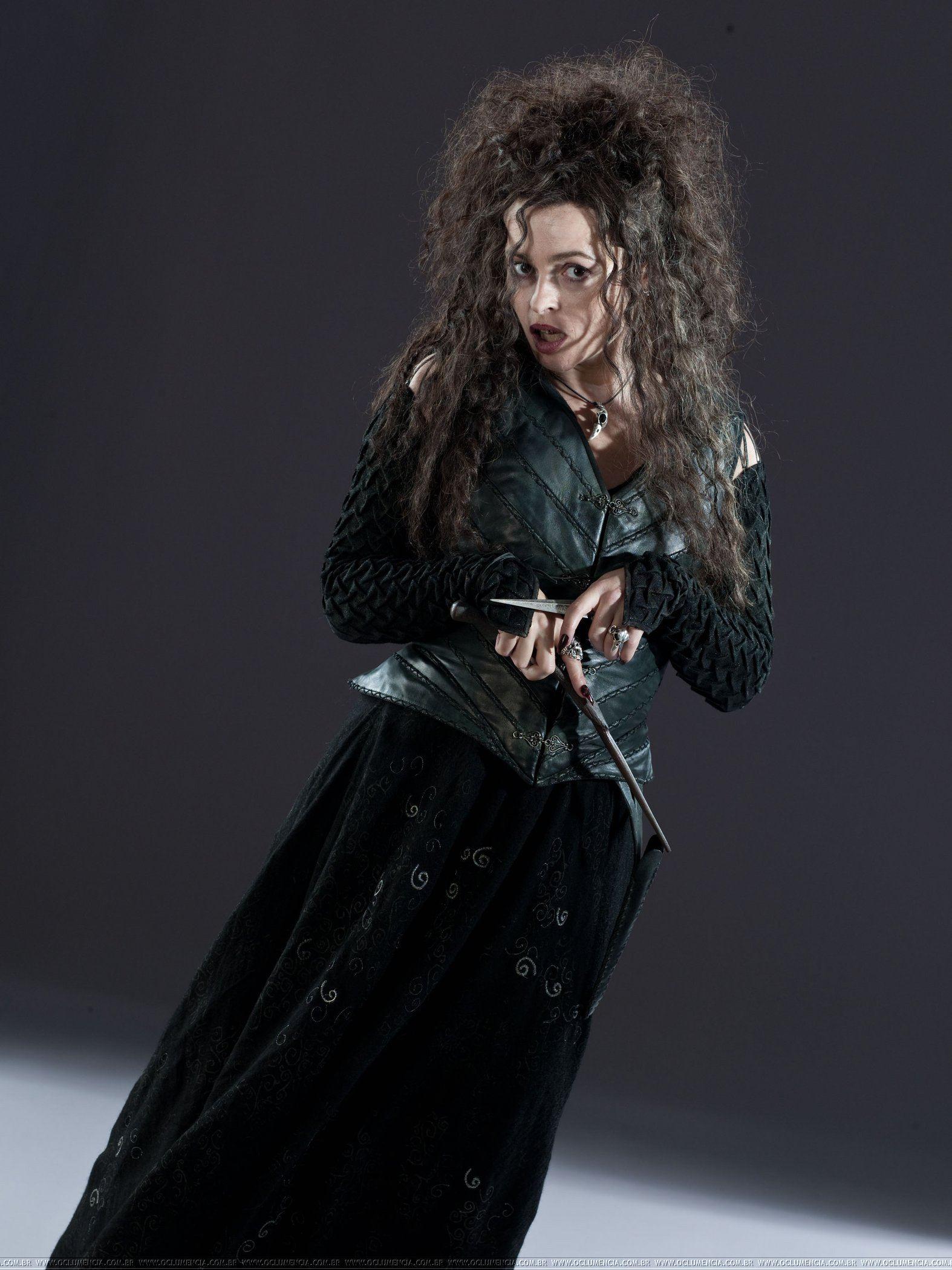 промо-слайды Гарри Поттер и Дары Смерти: Часть первая Хелена Бонэм Картер,