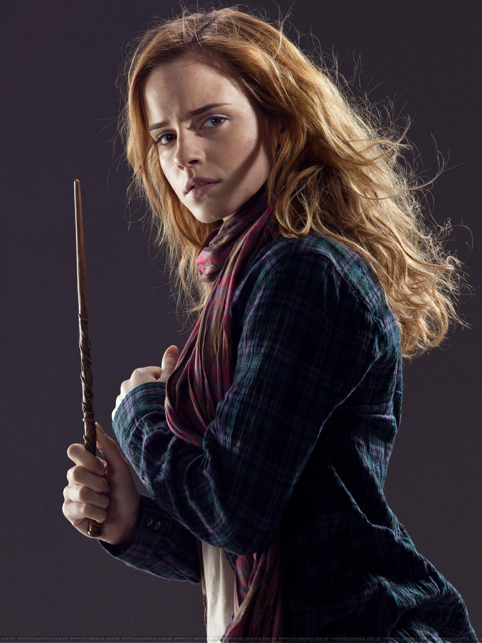 промо-слайды Гарри Поттер и Дары Смерти: Часть первая Эмма Уотсон,