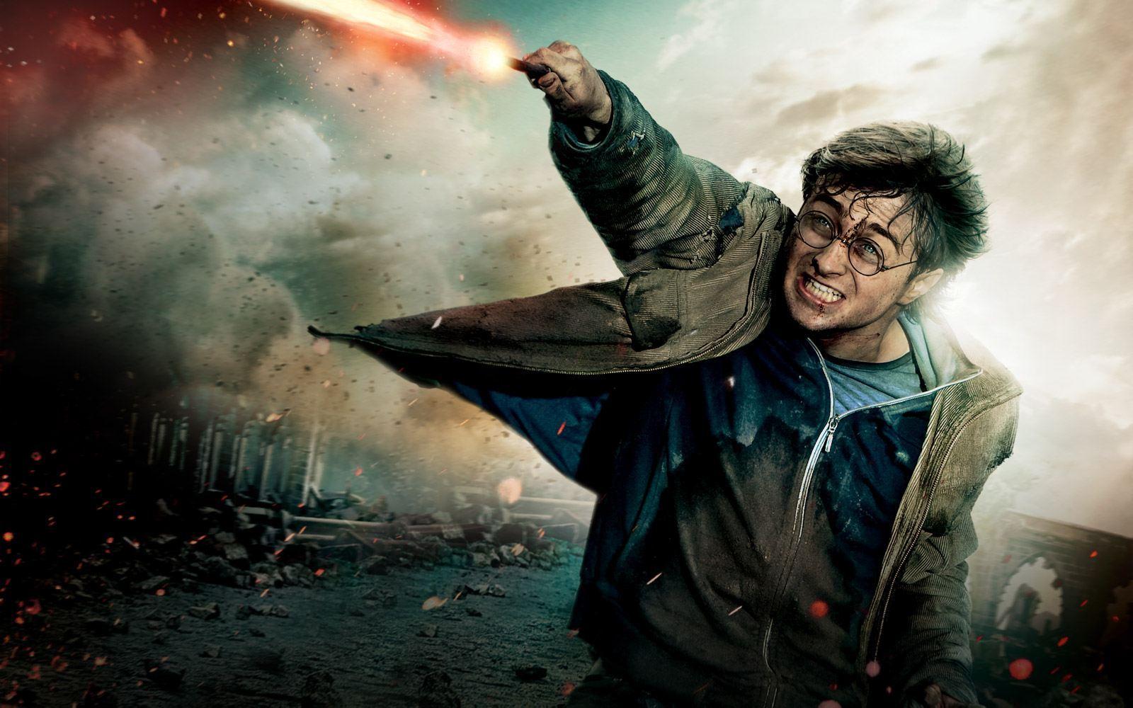 промо-слайды Гарри Поттер и Дары Смерти: Часть вторая Дэниэл Рэдклифф,