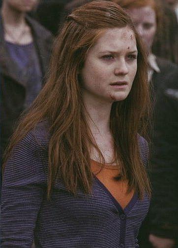 кадры из фильма Гарри Поттер и Дары Смерти: Часть вторая Бонни Райт,