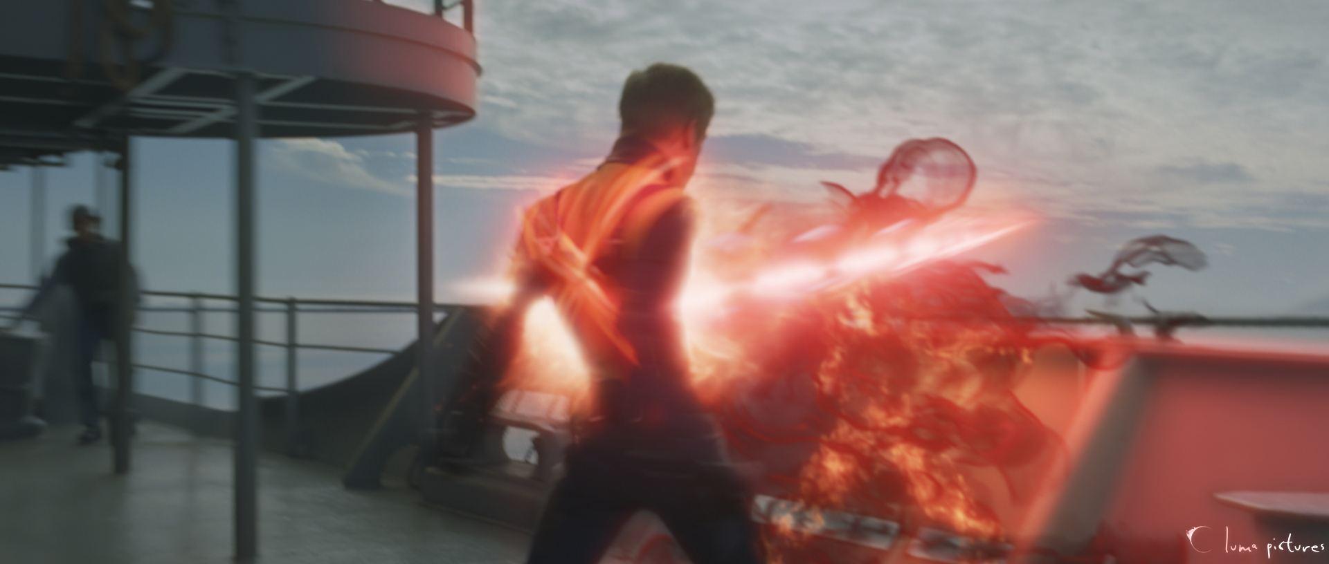 кадры из фильма Люди Икс: Первый класс Лукас Тилл,