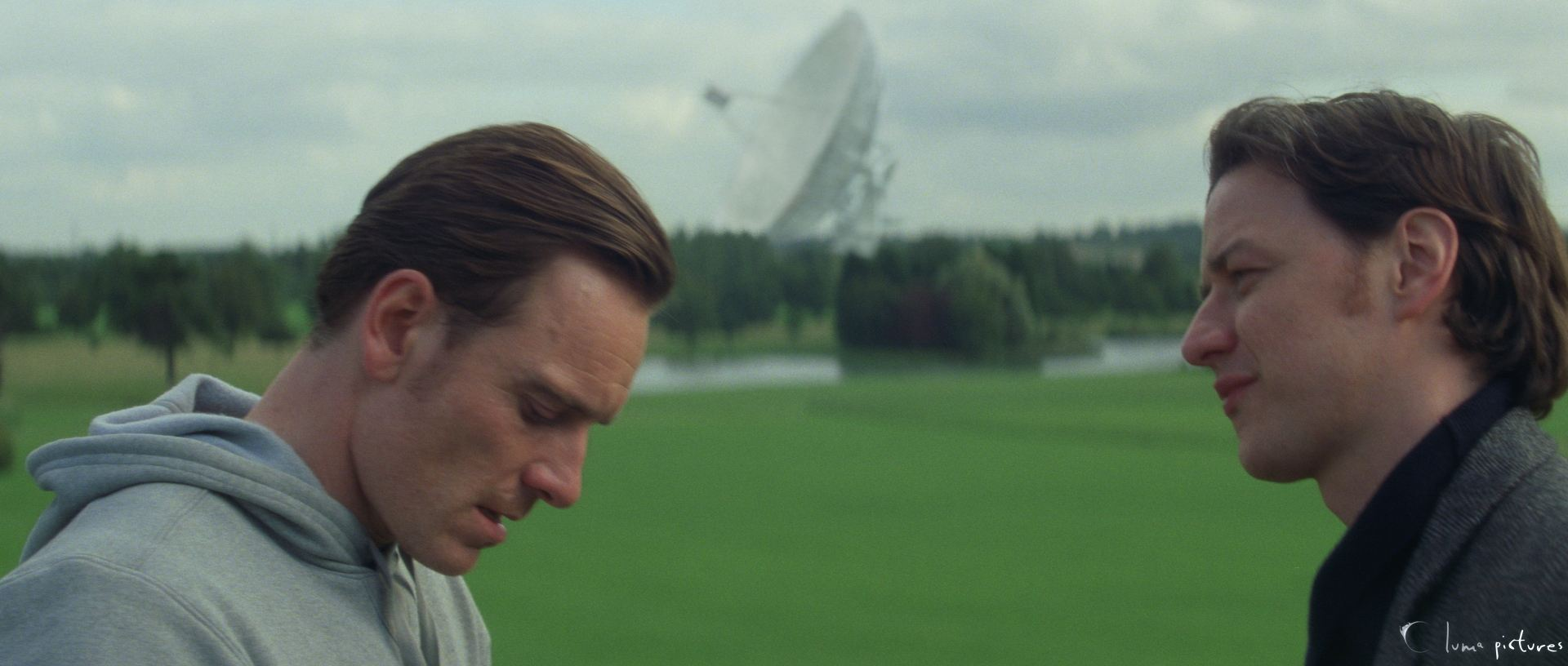 кадры из фильма Люди Икс: Первый класс Майкл Фассбендер, Джеймс МакЭвой,