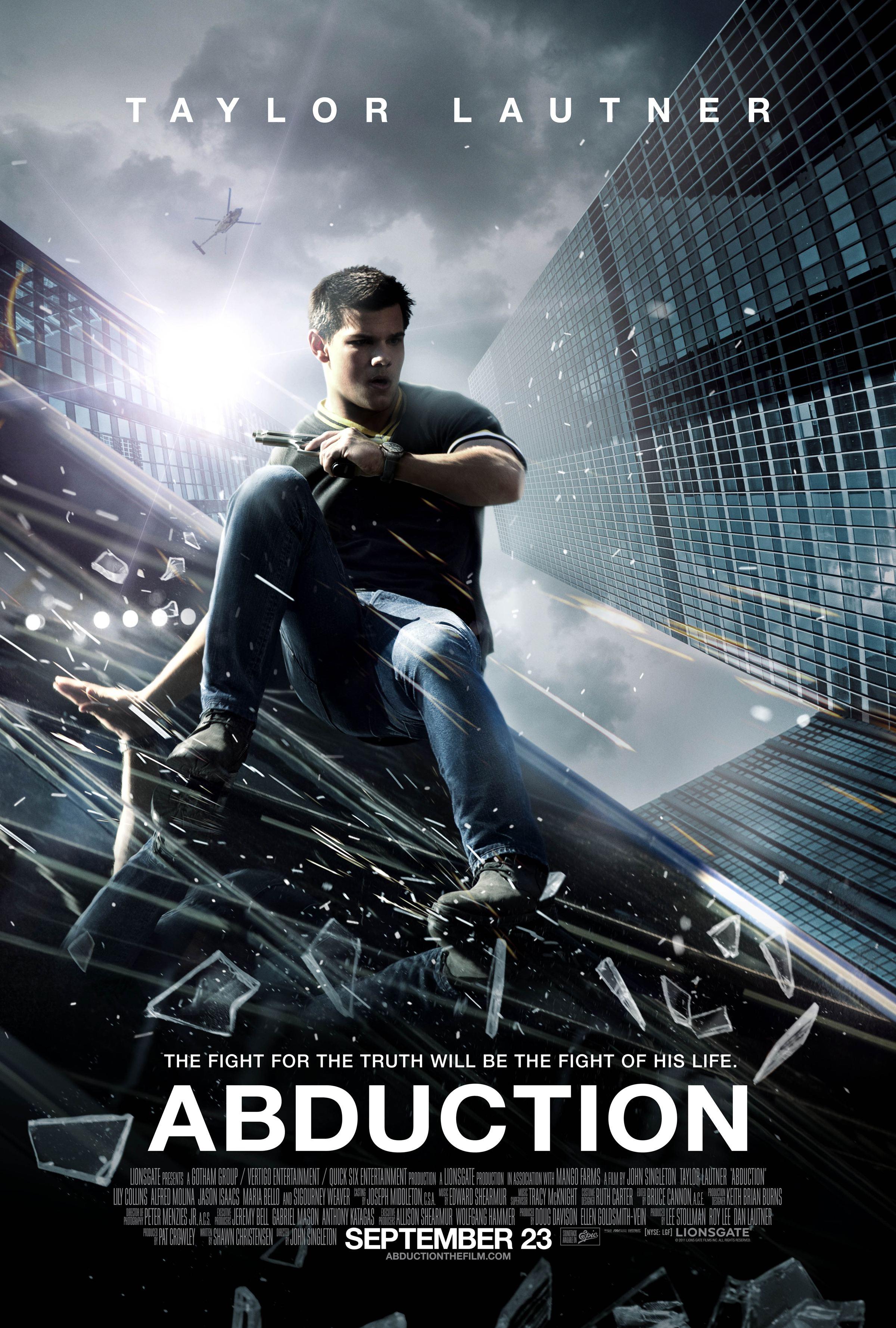 плакат фильма постер Погоня