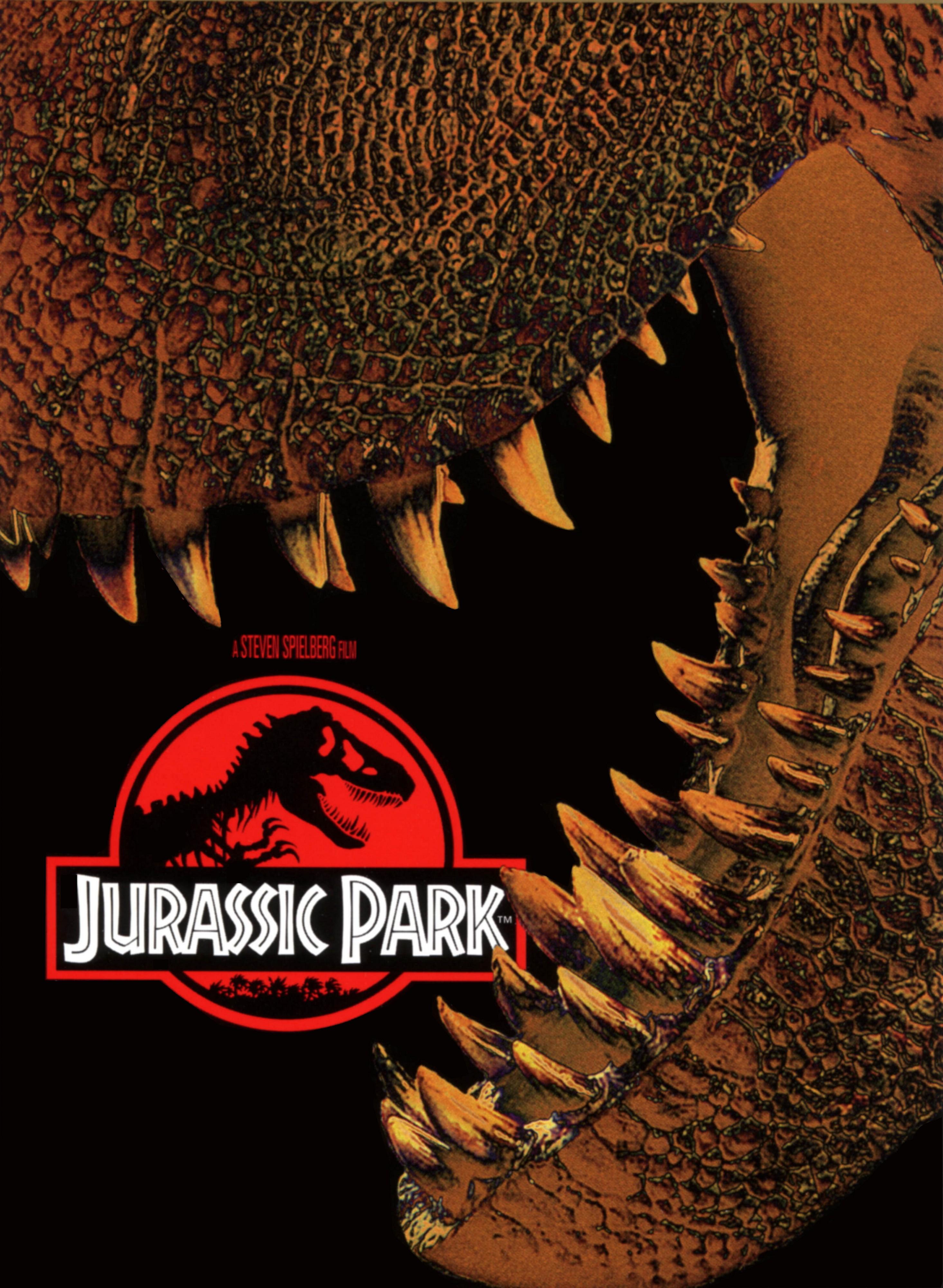 плакат фильма тизер Парк Юрского периода