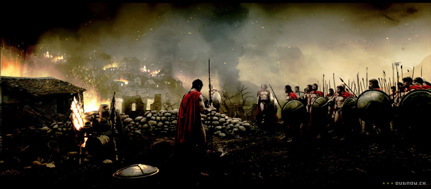 Filmz.ru 300 спартанцев Фотогалерея кадры из фильма (id 8076 ...