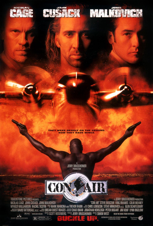 плакат фильма Воздушная тюрьма