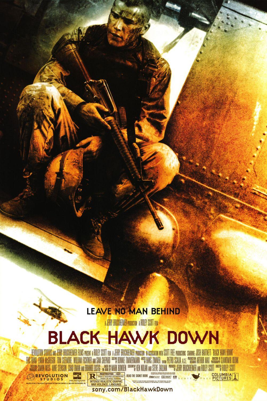 плакат фильма Черный ястреб
