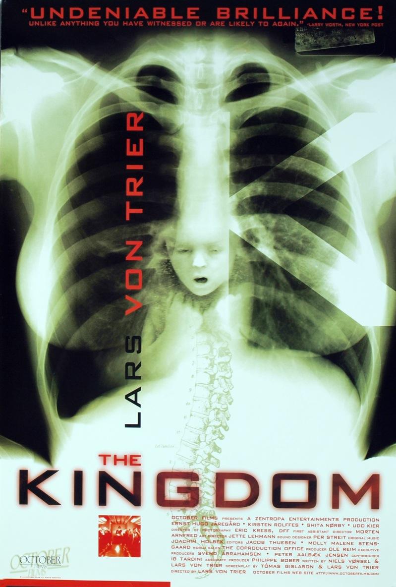 плакат фильма постер Королевство