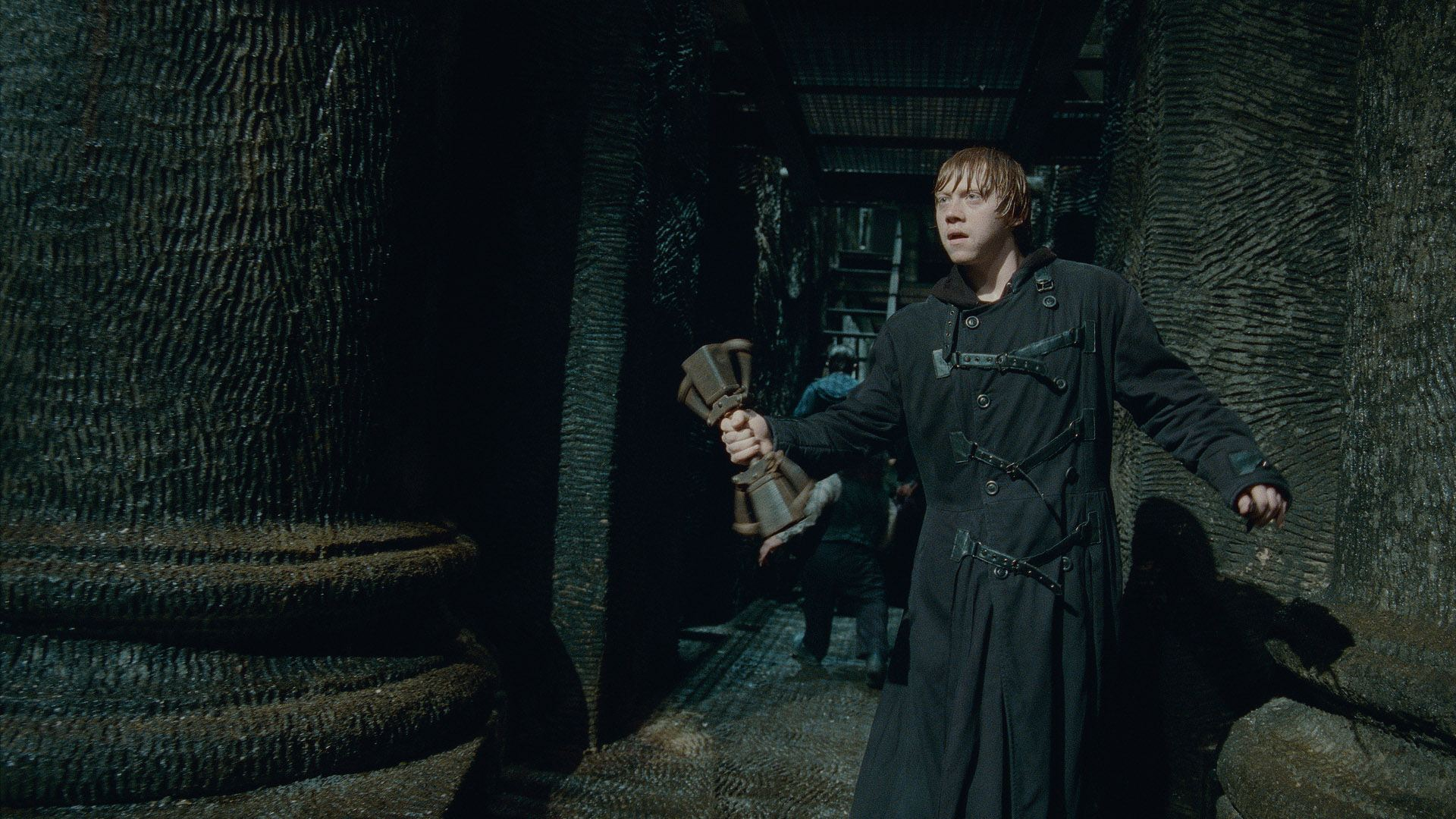 кадры из фильма Гарри Поттер и Дары Смерти: Часть вторая Руперт Гринт,