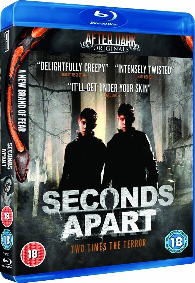 плакат фильма Blu-Ray Близнецы-убийцы