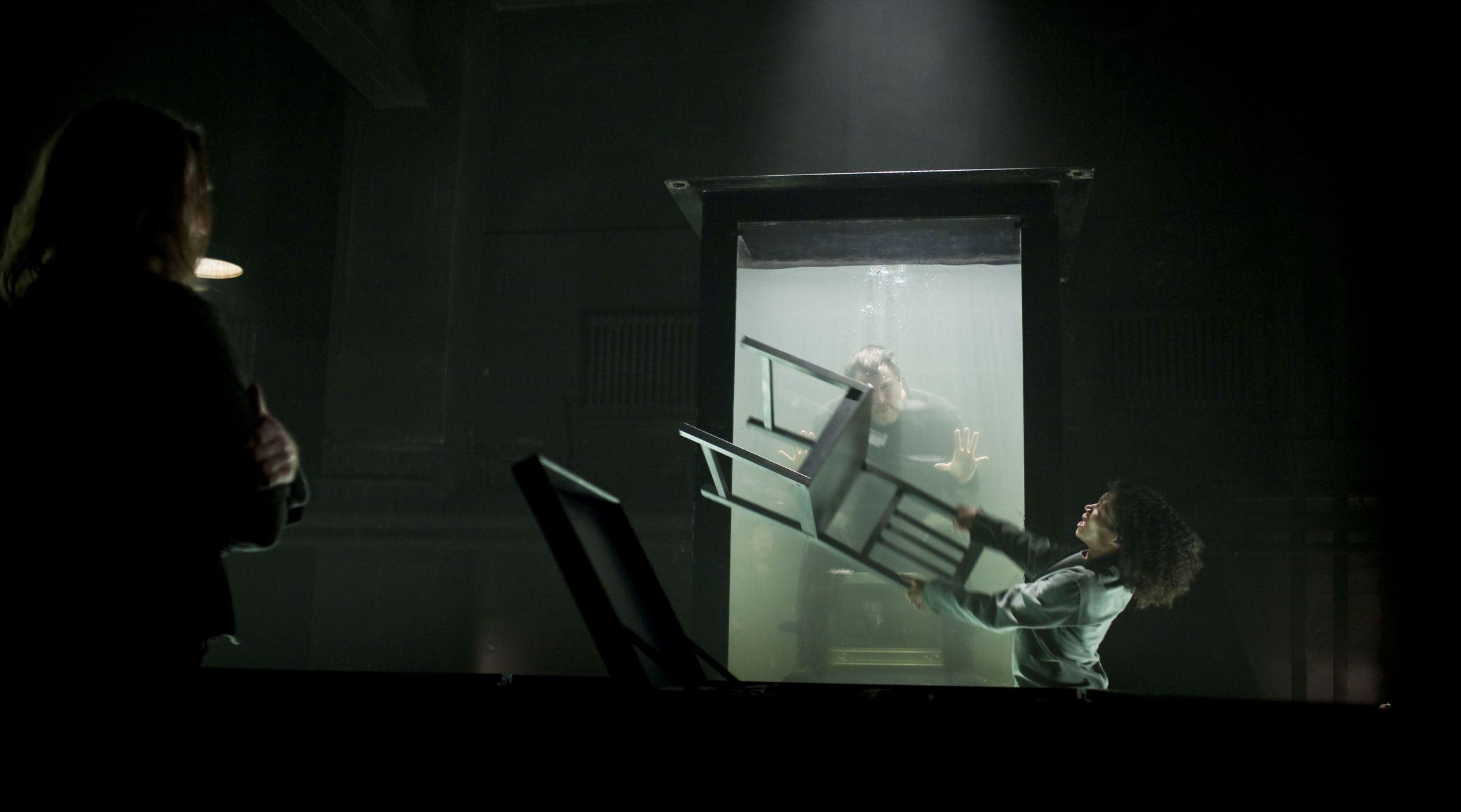 кадры из фильма Жребий