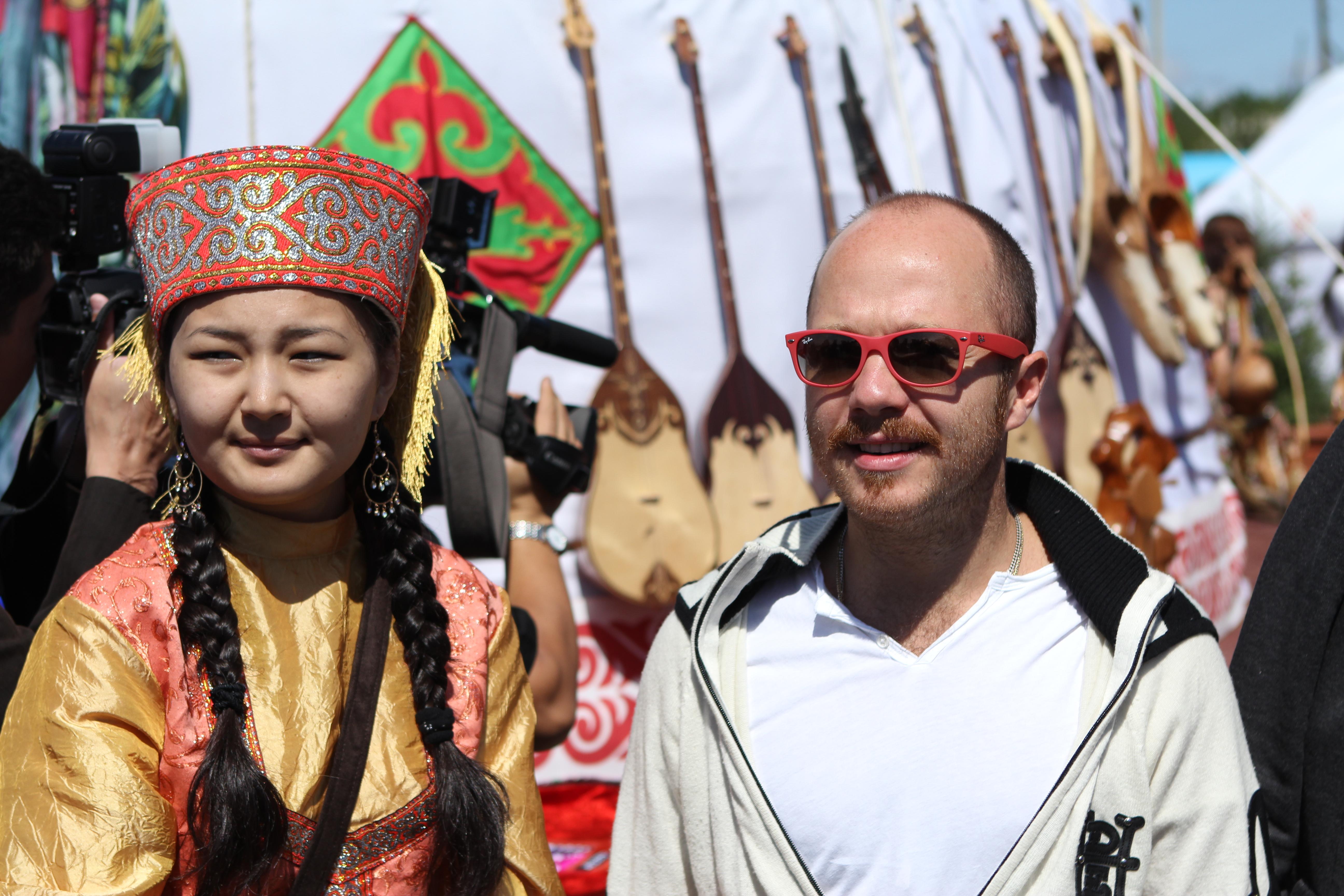 II Международный фестиваль экшн-фильмов «Astana» Евгений Стычкин,
