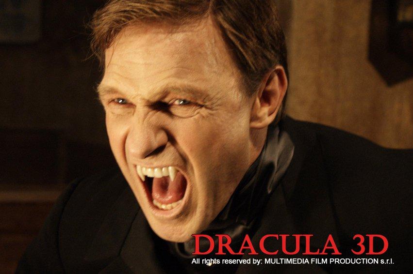 кадры из фильма Дракула 3D* Томас Кречманн,