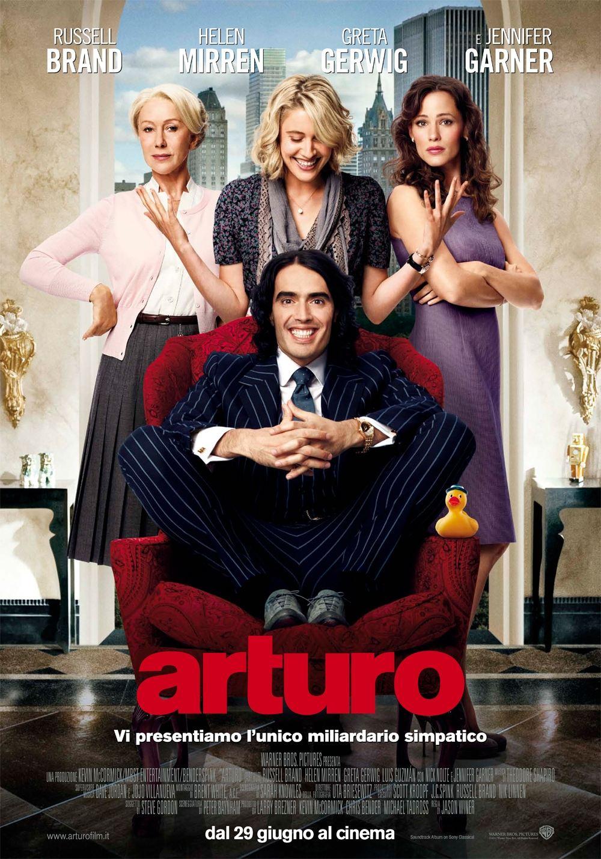 плакат фильма постер Артур: Идеальный миллионер