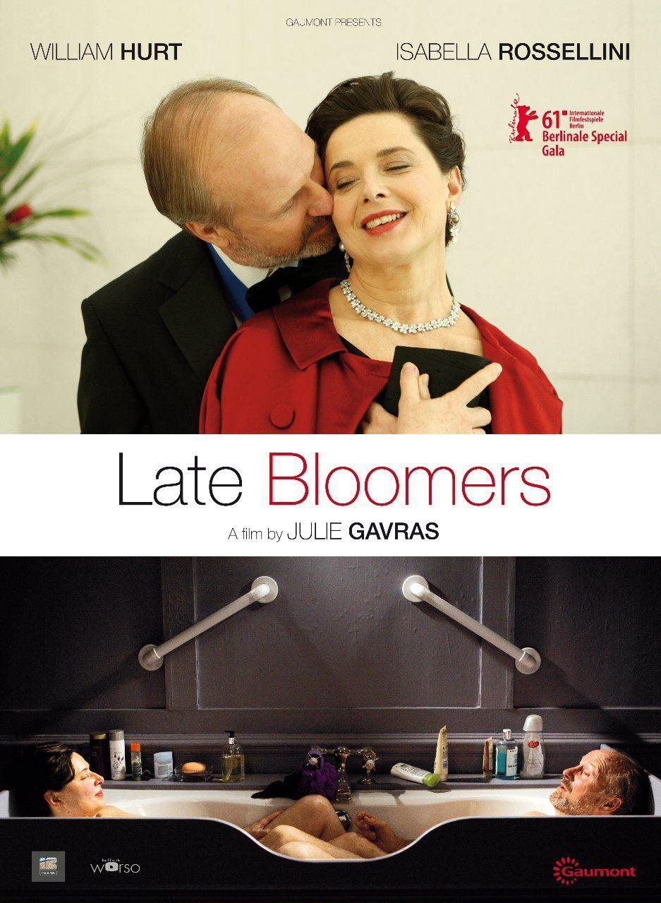 плакат фильма постер Поздние цветы*