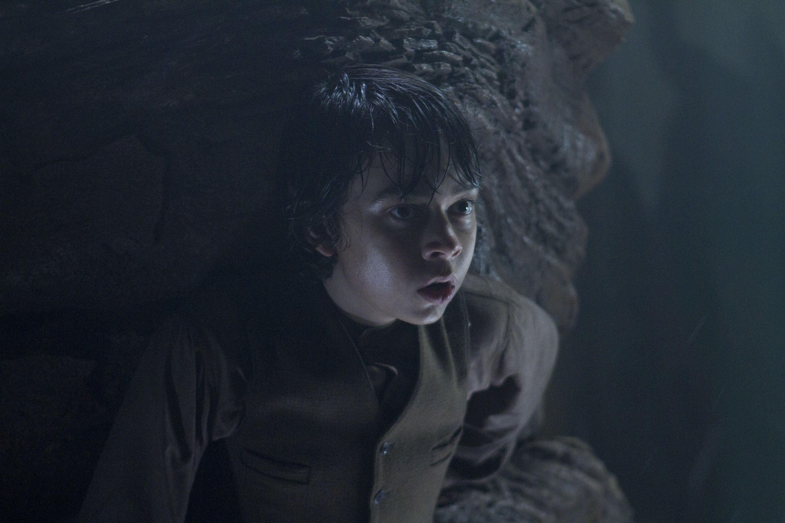 кадры из фильма Ковбои против пришельцев Ноа Рингер,