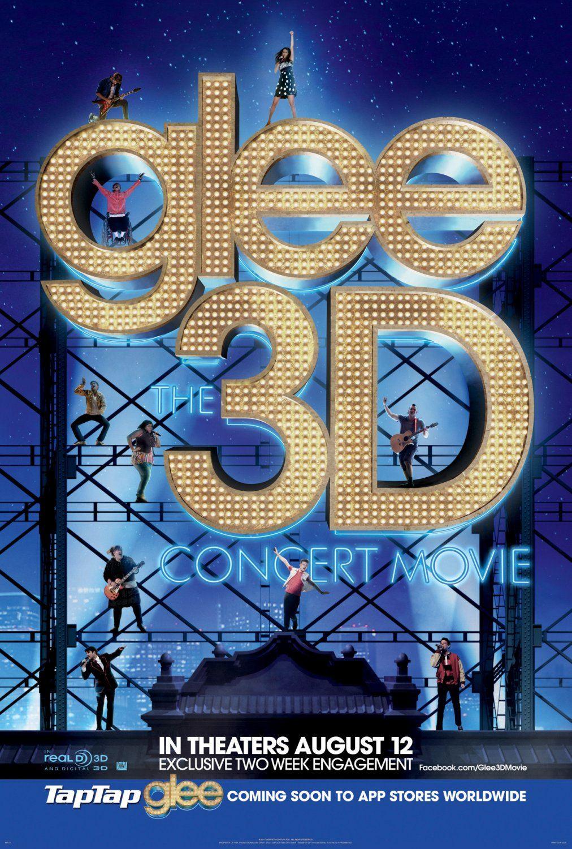 плакат фильма постер Лузеры: Живой концерт в 3D*