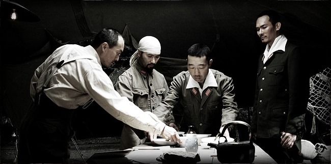 кадры из фильма Письма с Иводзимы